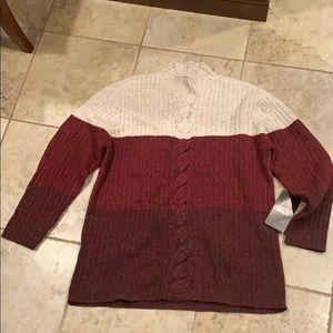 NWT beautiful Sweater